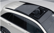 Mercedes GLC features - Panoramic Sunroof